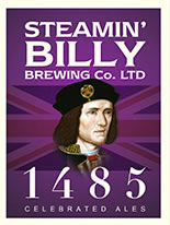 Richard III beer billy