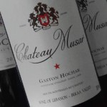 bottle Chateau Musar Wine