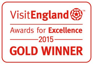 visit england award gold